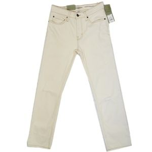 Coolmax Goodfellow & Co Off-White Jeans Many SIZES